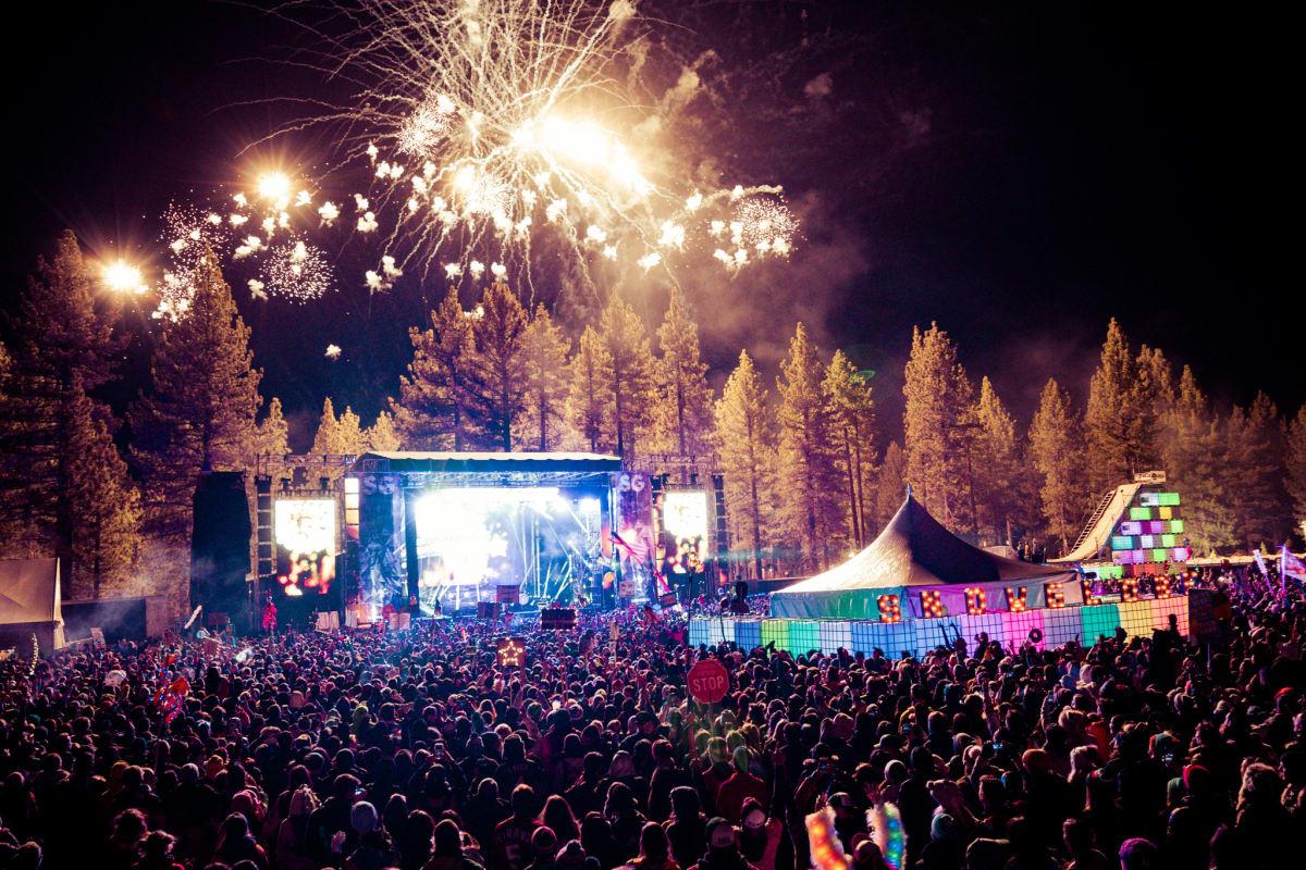 Sustainability Tips: SnowGlobe Music Festival