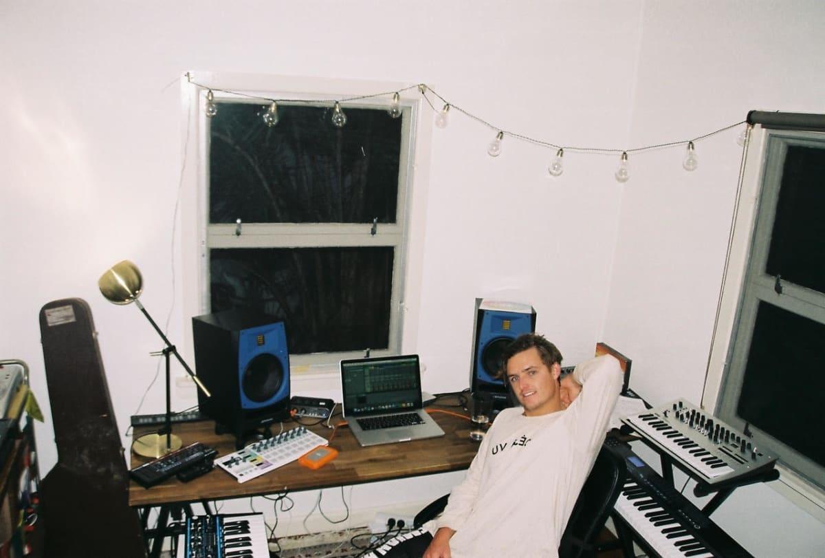 Willaris .K Releases New EP 'LUSTRE'