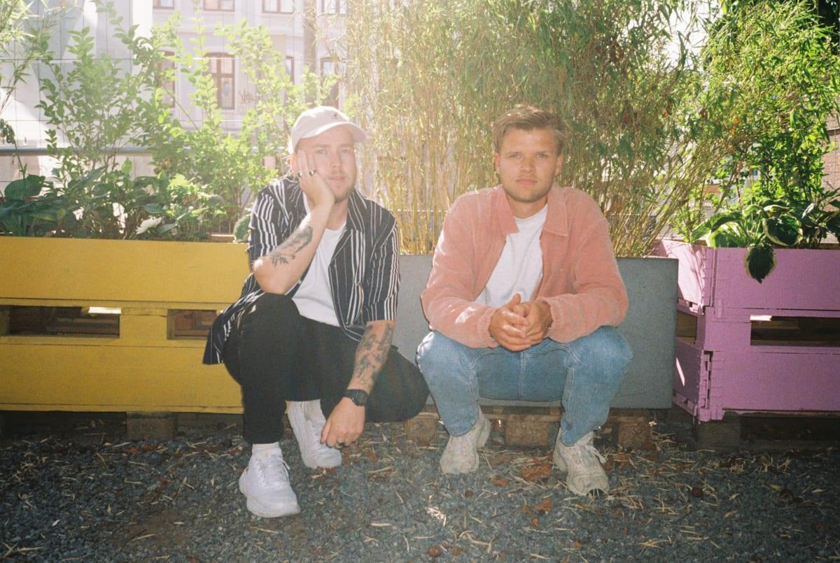 "Norwegian Duo Jimmy Smash Release Downtempo Gem ""Under"""