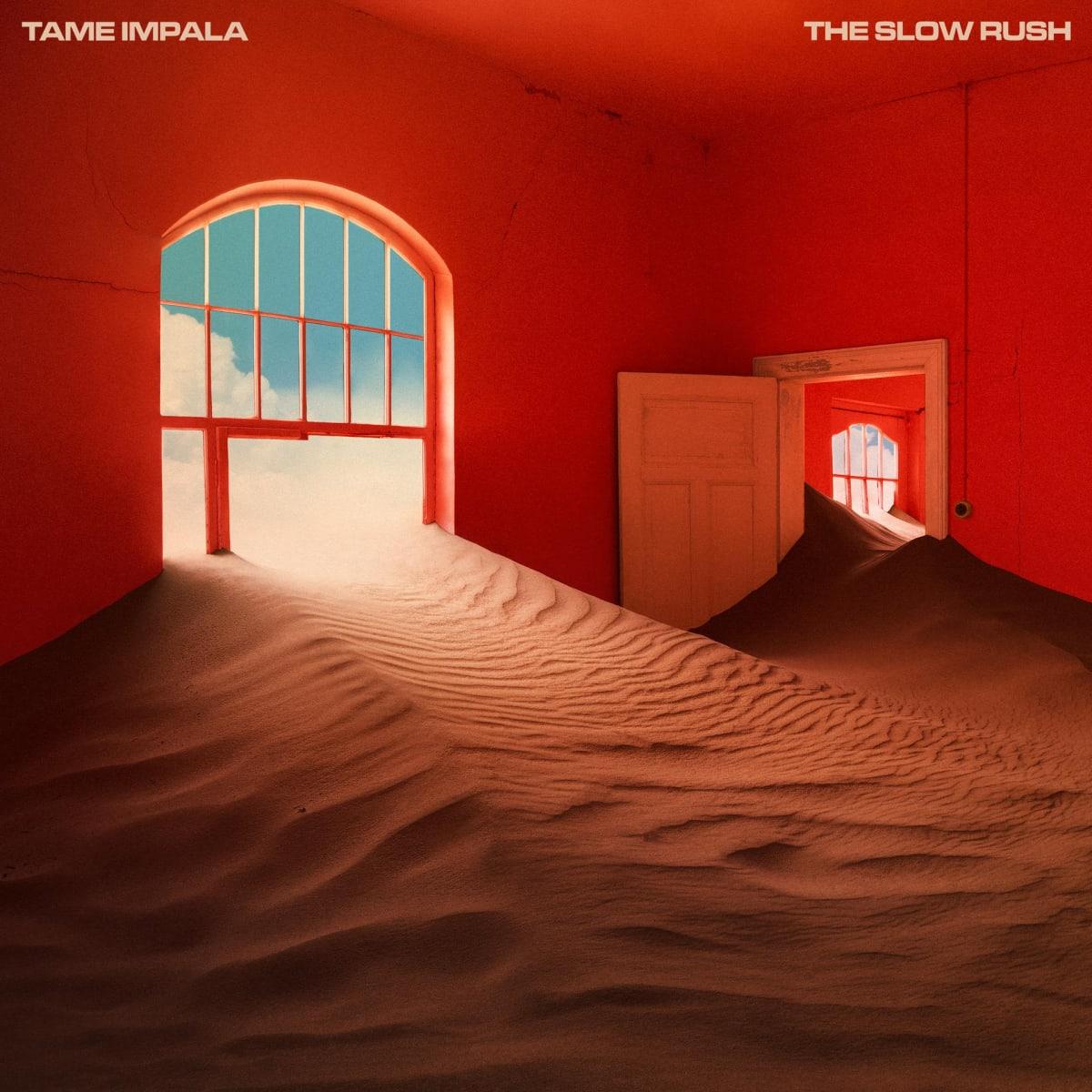 Album Review: Tame Impala - The Slow Rush