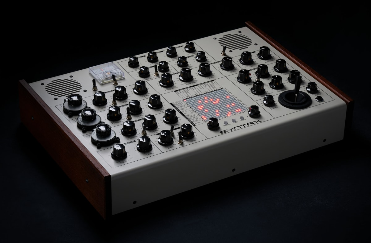 Erica Synths Opens Pre-order For Syntrx Analog Synth