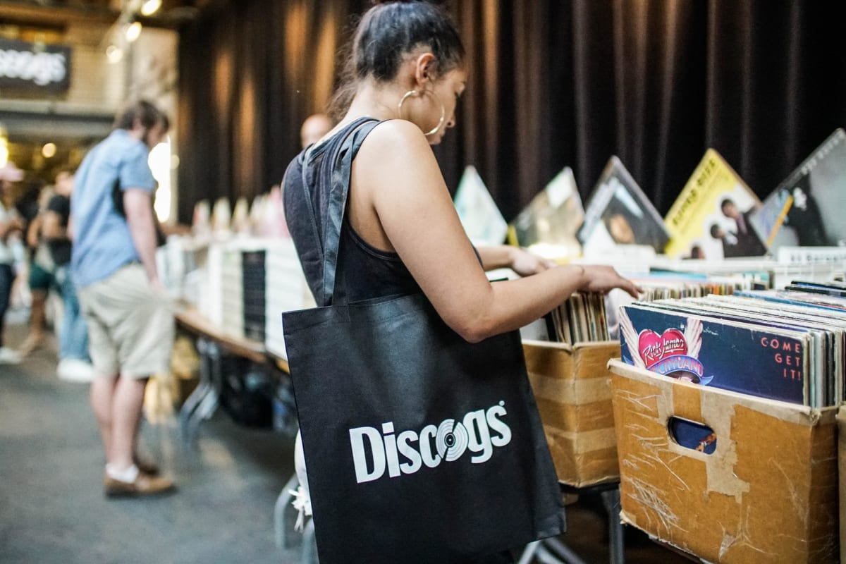 Discogs Launching Weekly Top 40 Albums Chart