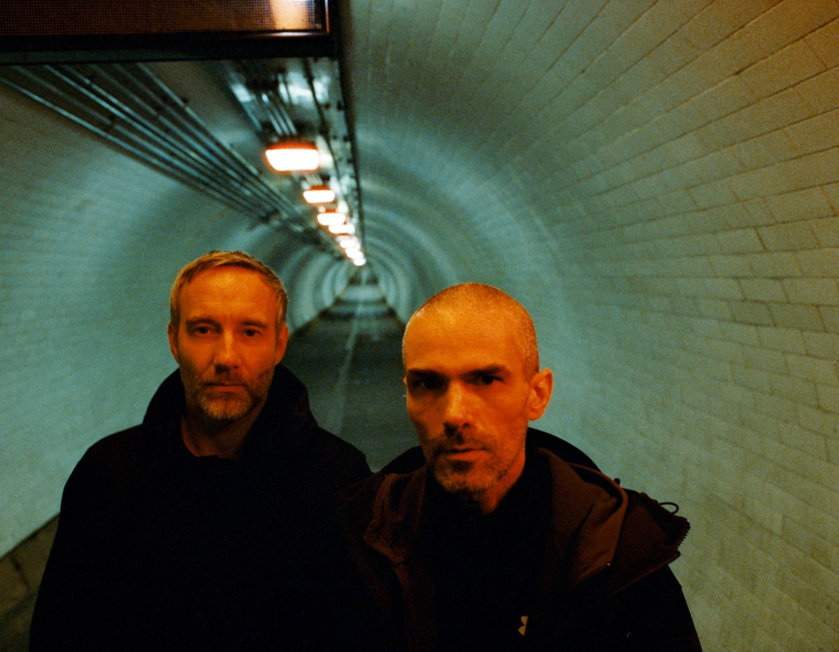 Autechre Release Seven New Live Sets From 2016-2018