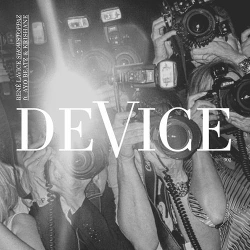 Premiere: René LaVice - Showstoppaz Ft. Ayo Beatz & Krishane [Device]