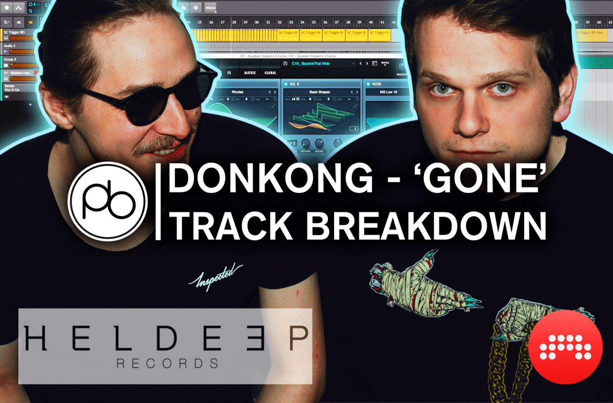 """Track Breakdown: See How DONKONG Made the Epic Serum Lead from """"Gone"""" for Point Blank"""