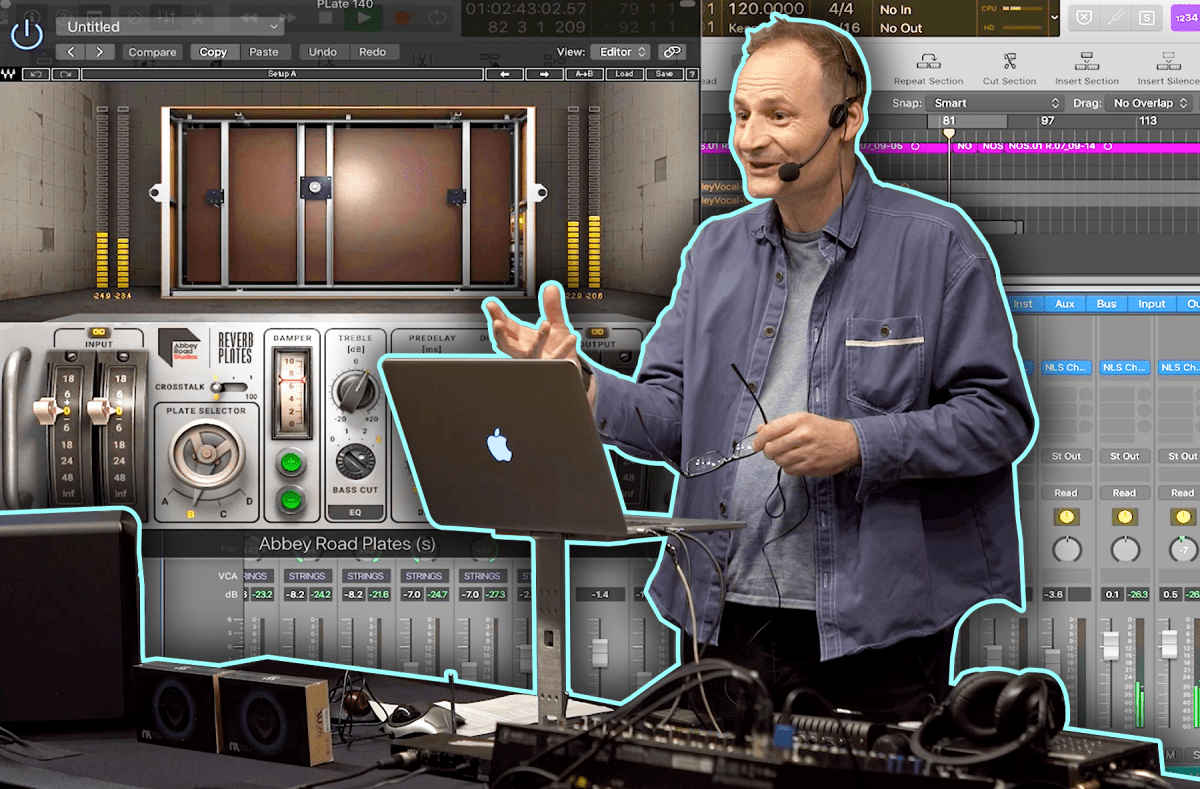 How to Mix Live Elements with Point Blank and Waves Audio