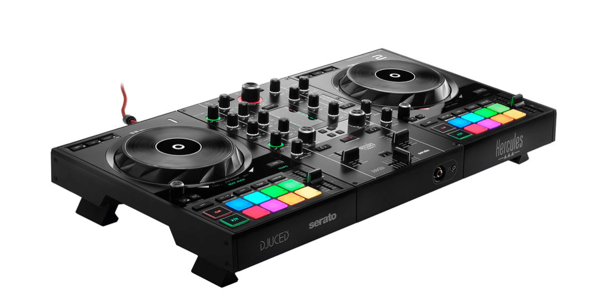Hercules Delivers A High Quality Intermediate Controller With The INPULSE 500