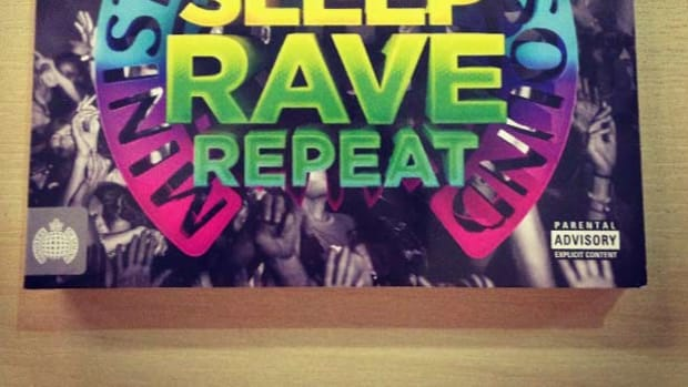 Ministry Of Sound Releases 'Eat, Sleep, Rave, Repeat Mix