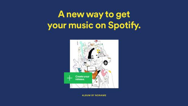 Spotify Distribution