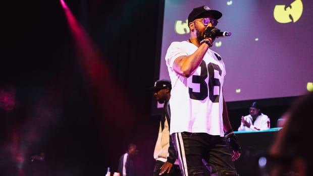 Wu Tang Clan @ Ryman Auditorium