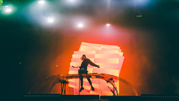Second Sky Festival 2019 Porter Robinson