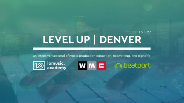 Level Up Denver 2019 IO Music Academy Video 1
