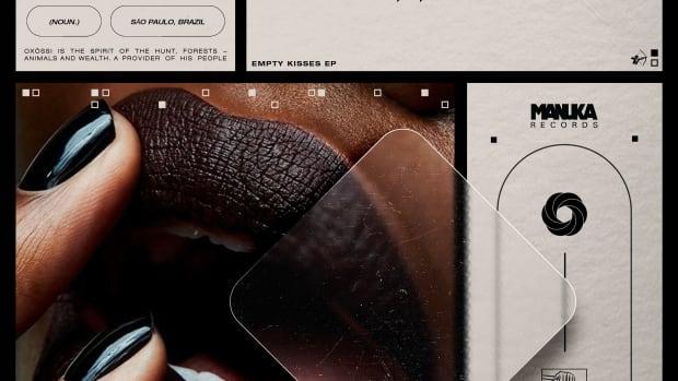 MNK014 - OXOSSI - COVER ART
