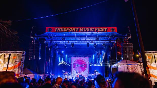 Treefort Music Festival 2021 Main Stage