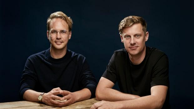 Jan-Willem and Meindert Kennis