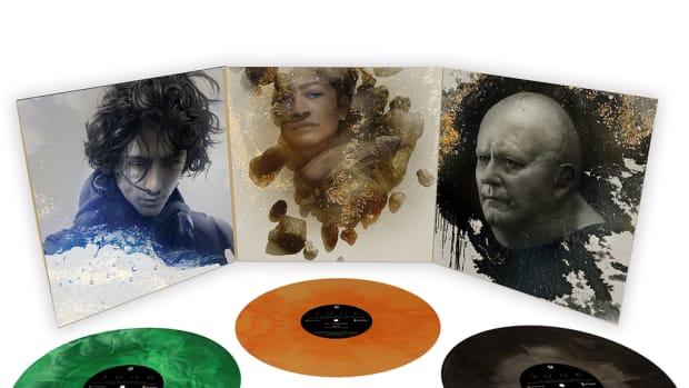 DUNE soundtrack on Vinyl