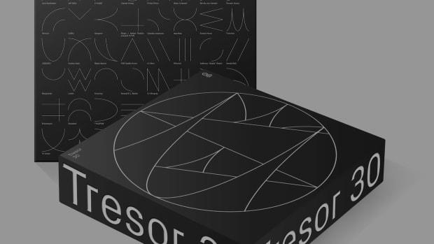 TRESOR 30 Box Set