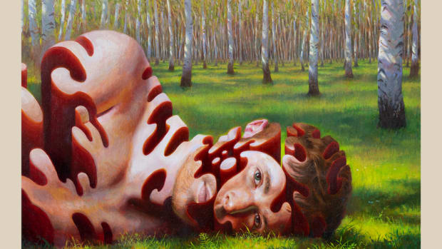 James Blake Friends That Break Your Heart Cover Art