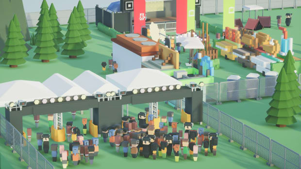Festival Tycoon Screenshot