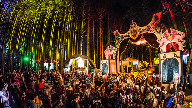 Electric Forest Announces Curated Stages and Adds 25 Artists
