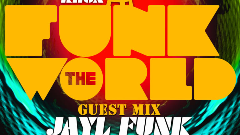 Magnetic Premiere: Jayl Funk - Funk The World Vol. 31 for Fort Knox Five