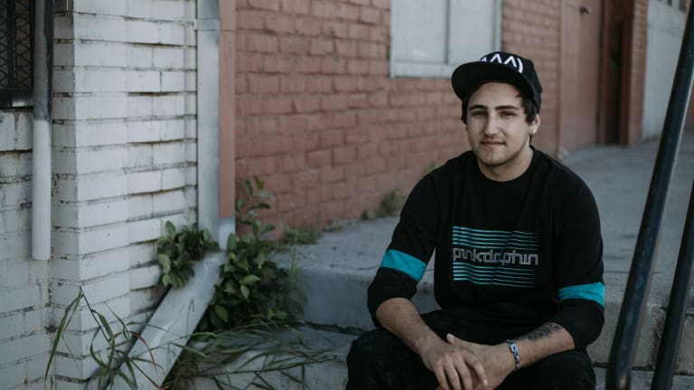 JAUZ Takes A Bite Out Of Dance Music And Holds Nothing Back