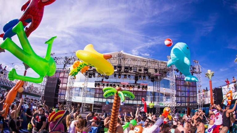 Autograf Curate Their Playlist For a Sun Kissed Weekend at Groove Cruise