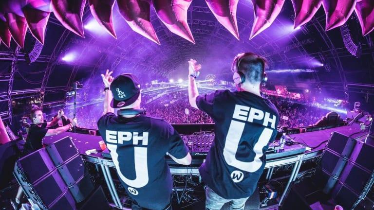 Meet Ephwurd, Datsik's Unholy Bass House Duo