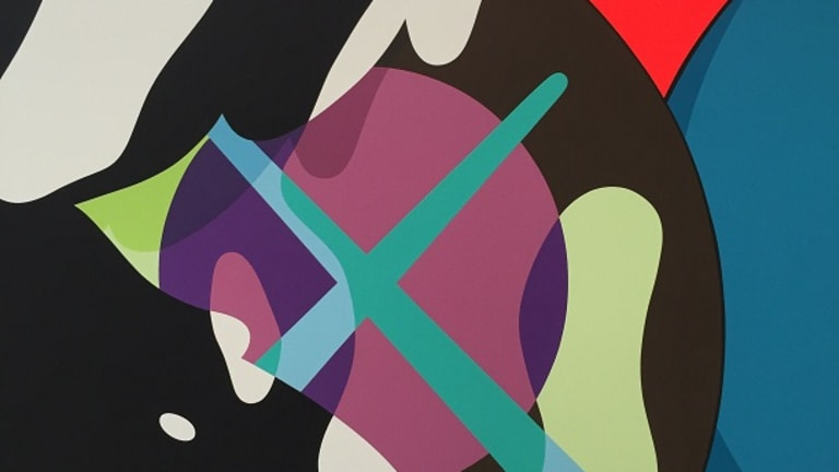 KAWS Launches His First UK Museum Exhibition