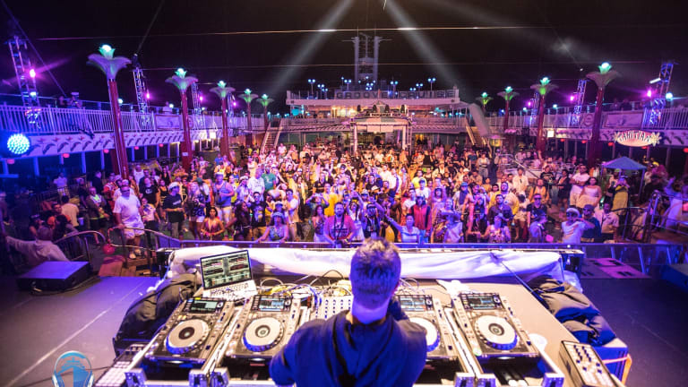 Groove Cruise: The Most Enticing Party on the Open Ocean, Clothing Optional [Photos]