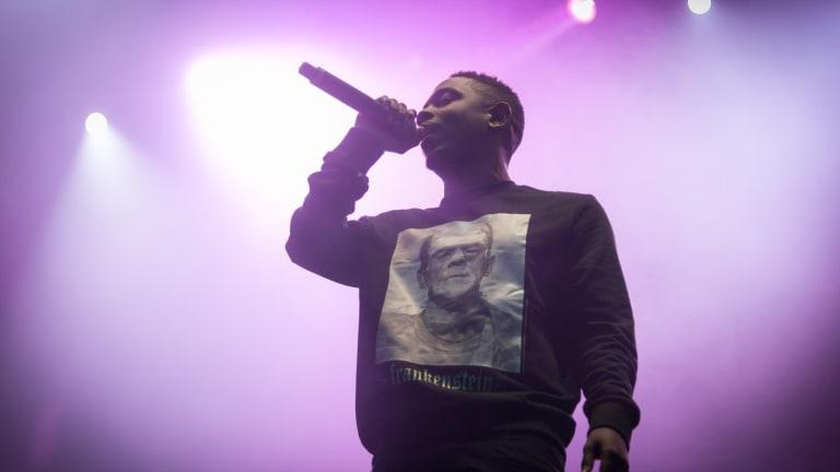 Kendrick Lamar's Legendary Grammy Performance