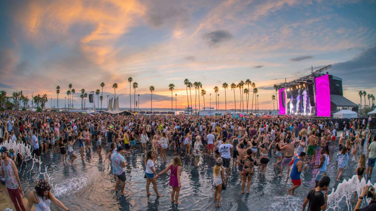 We Asked People at CRSSD Fest Which Artists They Would Want to Eat Spicy Pie With