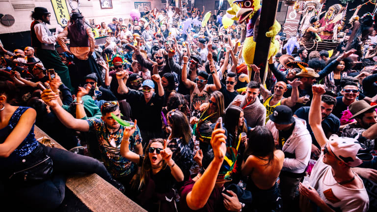 Elrow Touch Down In London For Far West Weekender