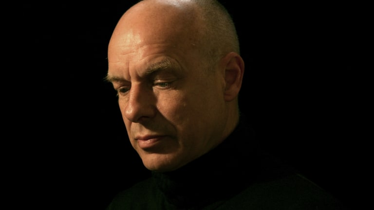 Listen to Brian Eno's 21-minute Title Track Off His New Album 'The Ship'