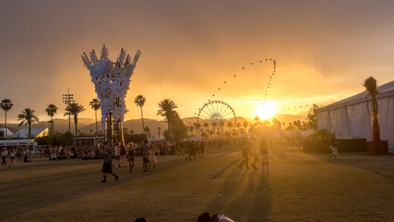 YouTube Will Stream Live Coachella Sets In 360 Video