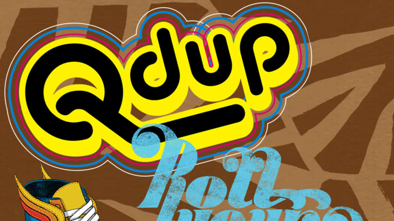 Qdup 'Roll Your Funk' Mix for DC Funk Parade