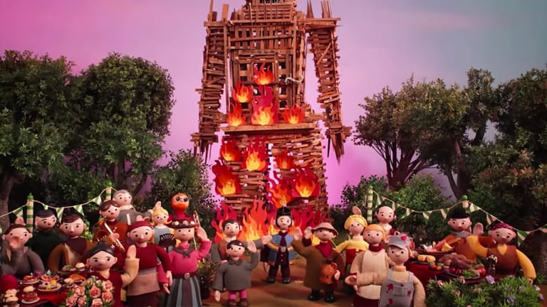 Radiohead Accused of Copyright Breach For 'Burn the Witch' Video, Possible Lawsuit Incoming