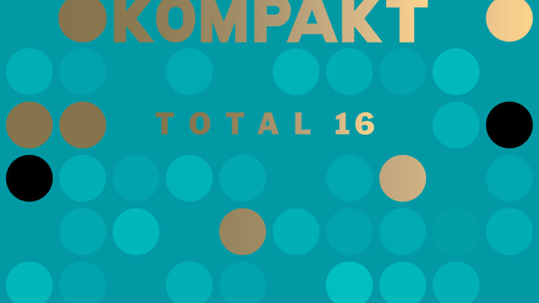Kompakt Announce Total 16 Compilation featuring Robag Wruhme, Maceo Plex, Blond:Ish + more