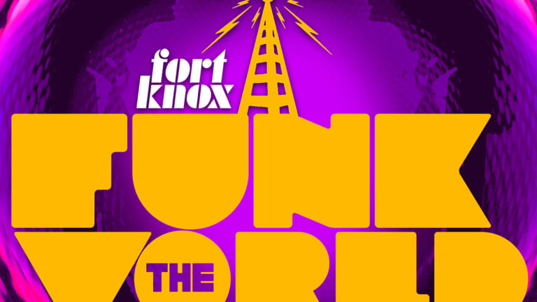 Funk The World Vol. 35 with Fort Knox Five