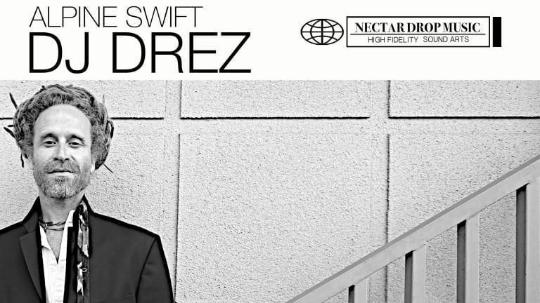 DJ Drez Emits Deep Bass Rhythms on New Album, 'Alpine Swift' [Exclusive Album Stream]