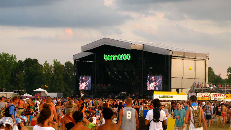 Over 100 People Arrested, Cited on First Day of Bonnaroo