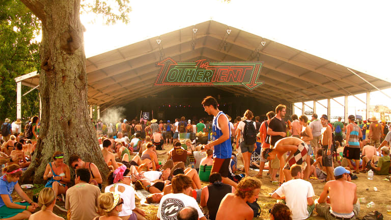 Massive Drug Operation Busted at Bonnaroo