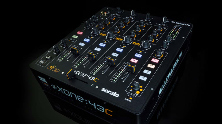 Review: Allen & Heath Xone 43C DJ Mixer