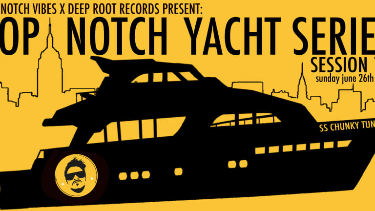 This Sunday in NYC: Deep & Tech House Boat Cruise with Top Notch Vibes