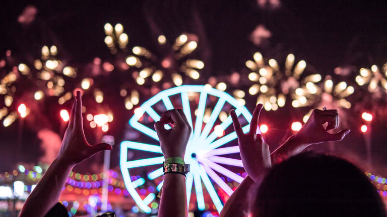 Listen to the Top 5 Sets of EDC 2016