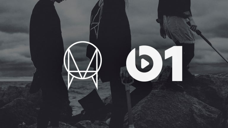 Skrillex Goes Off on OWSLA Radio, Plays Over 90 Tracks in 2 Hours