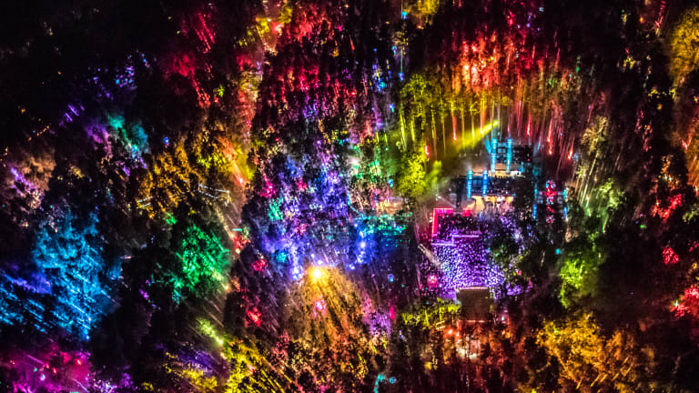 Dgro Gets Deep in the Silent Disco at Electric Forest [Exclusive Mix]