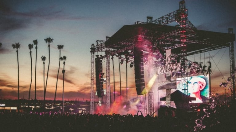 Artist Focus Chart: SNBRN Curates a Playlist for CRSSD Festival
