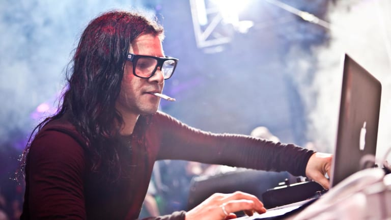 Skrillex Announces Lineup for Halloween Event