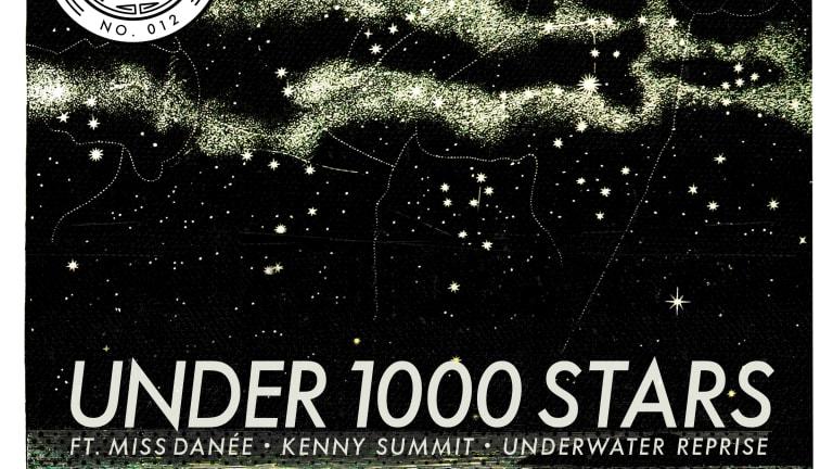 MAGNETIC PREMIERE: HKEK - 'Under 1000 Stars Feat. Miss Danee (Kenny Summit Underwater Reprise)'